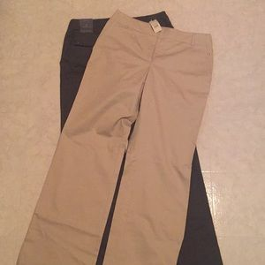 Bundle of 2 Ann Taylor pants 8 New With Tags